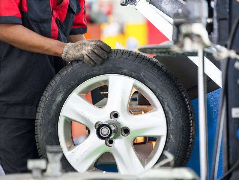 Auto Tire Repair